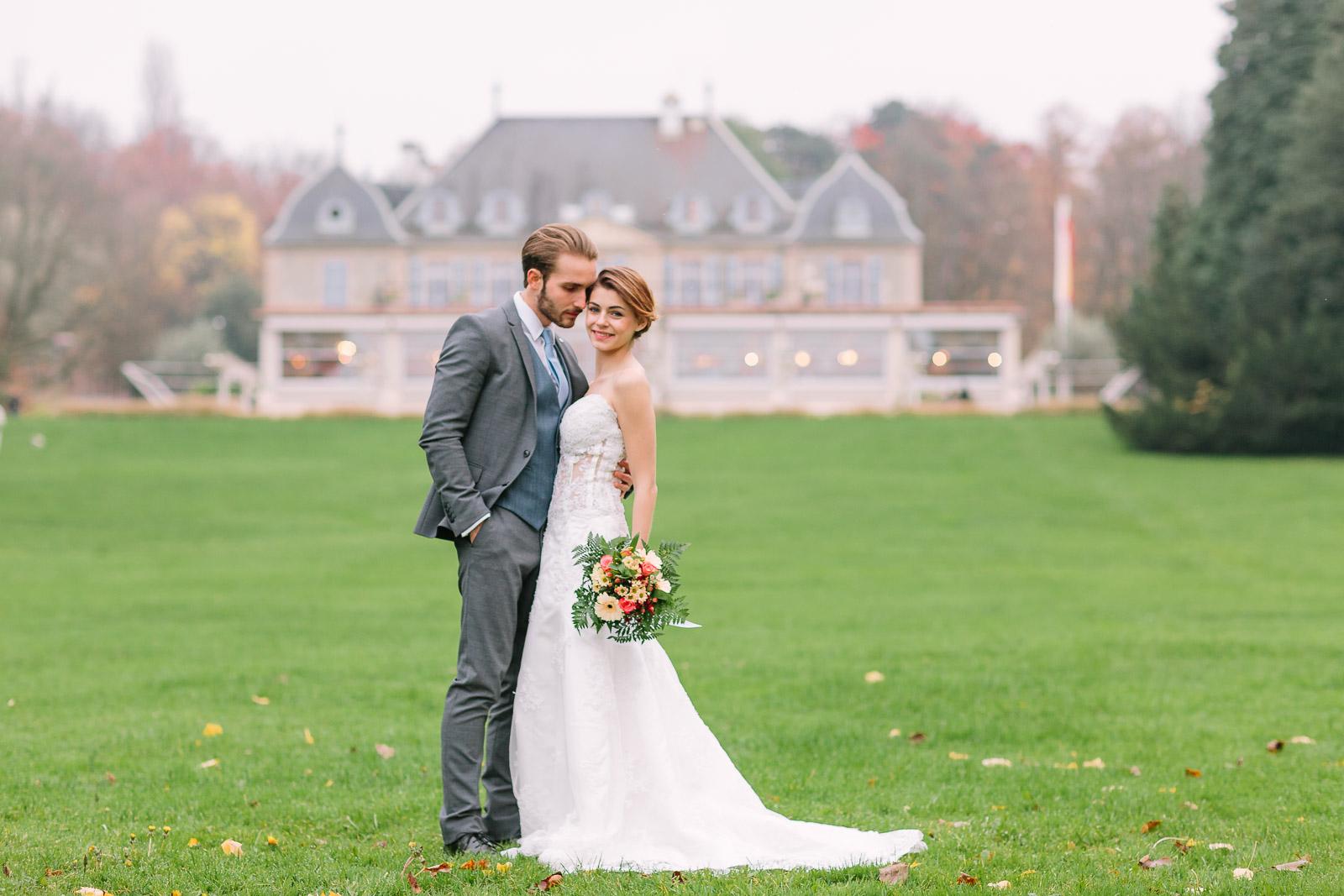 Mariage au hotel du parc des eaux vives photographe de mariage - Photo de mariage ...